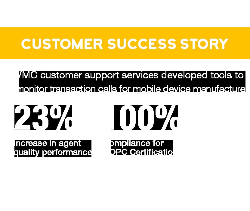 Vmc Customer Support